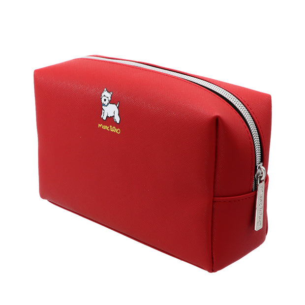 Westie Hollywood make-up bag - Marc Tetro