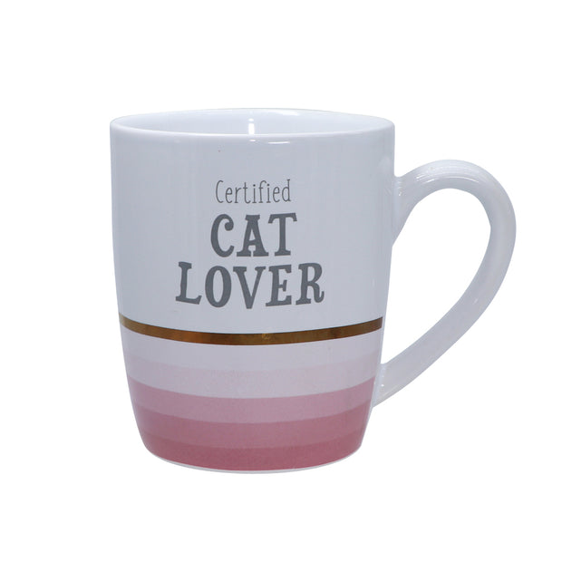 Certified Cat lover Mug - Yap Wear Store Albert Park | Pet Boutique