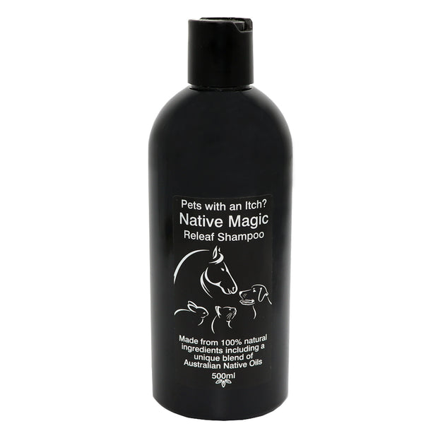 100% Natural Releaf Dog shampoo - Made in Australia - Yap Wear Store Albert Park | Pet Boutique