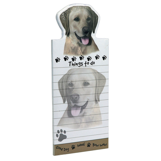 Labrador Note pad - Things to do - Yap Wear Store Albert Park | Pet Boutique