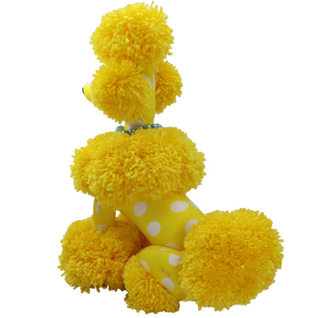 Penny Poodle - Yellow