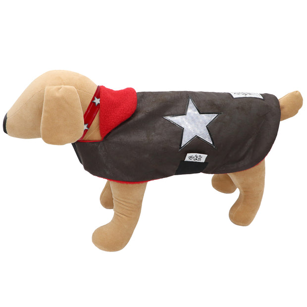 Pilot-Star Dogcoat - showerproof - Yap Wear Store Albert Park | Pet Boutique