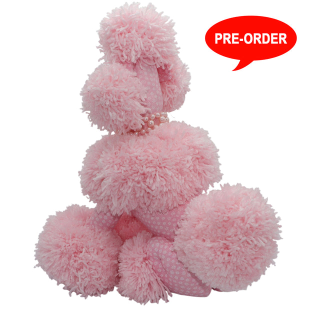 Penny Poodle Pale Pink | PRE-ORDER NOW for Christmas!