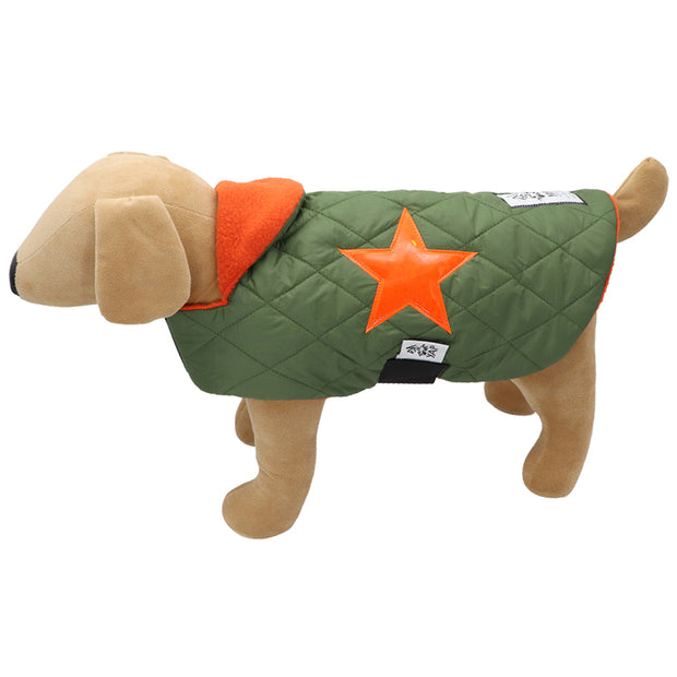 Puffa-Star Dogcoat - Yap Wear Store Albert Park | Pet Boutique