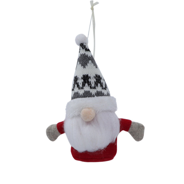 Xmas Tree Ornament - Santa - Yap Wear Store Albert Park | Pet Boutique