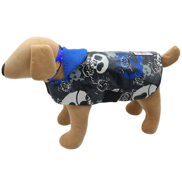 Graffiti print Dogcoat - waterproof - Yap Wear Store Albert Park | Pet Boutique