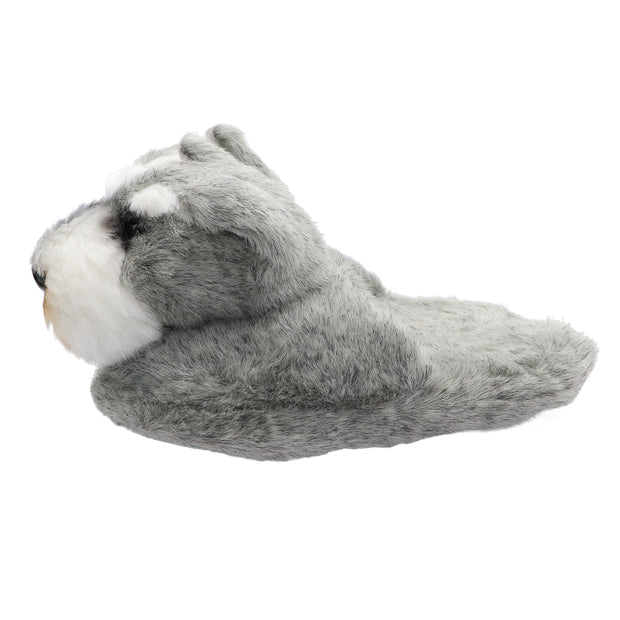 Schnauzer Slippers - for Children