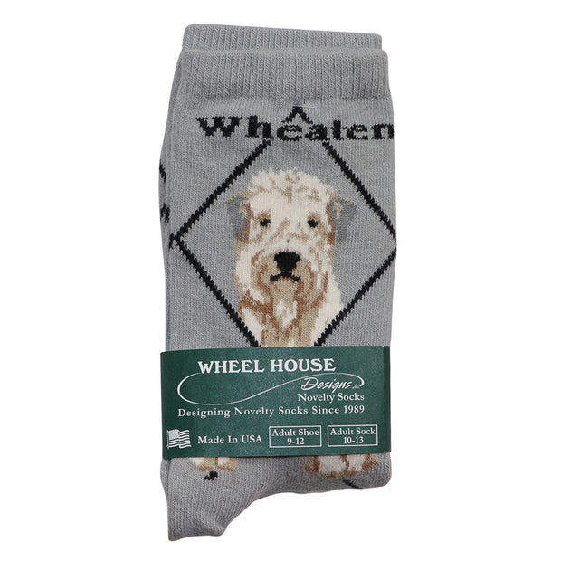 Socks - Wheaten