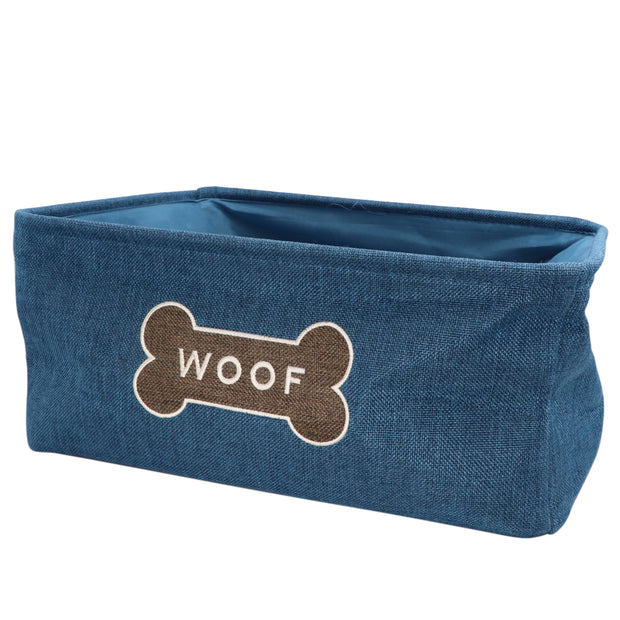 Woof toy basket