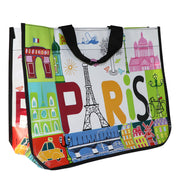 Paris Shopper: Seine - Shopping Tote Bag