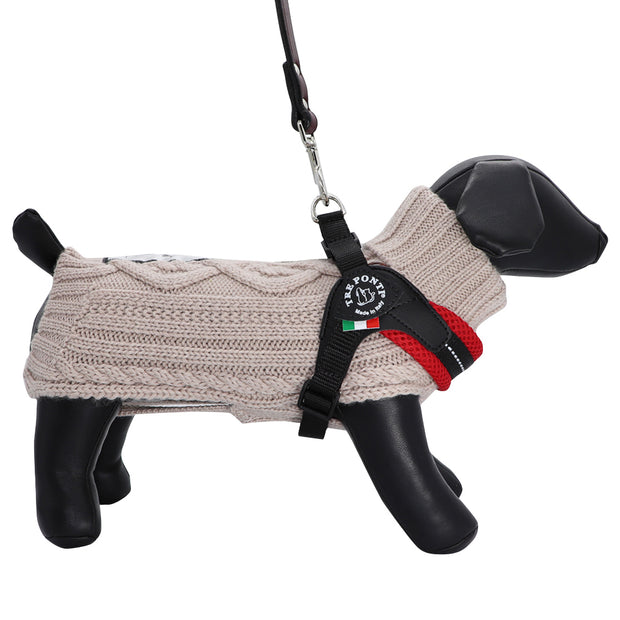 Tre Ponti - Italian Dog Harness - Yap Wear Store Albert Park | Pet Boutique