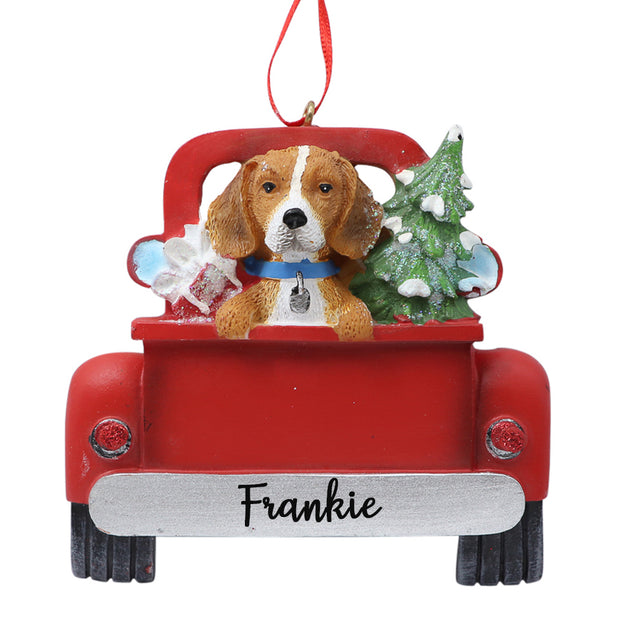 Christmas ornament - Beagle