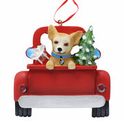 Christmas ornament - Chihuahua