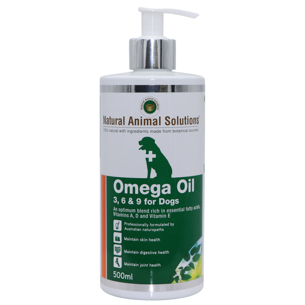 Omega Oil for dogs - Yap Wear Store Albert Park | Pet Boutique
