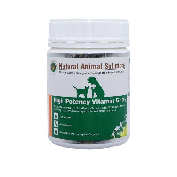 High Potency Vitamin C - Yap Wear Store Albert Park | Pet Boutique