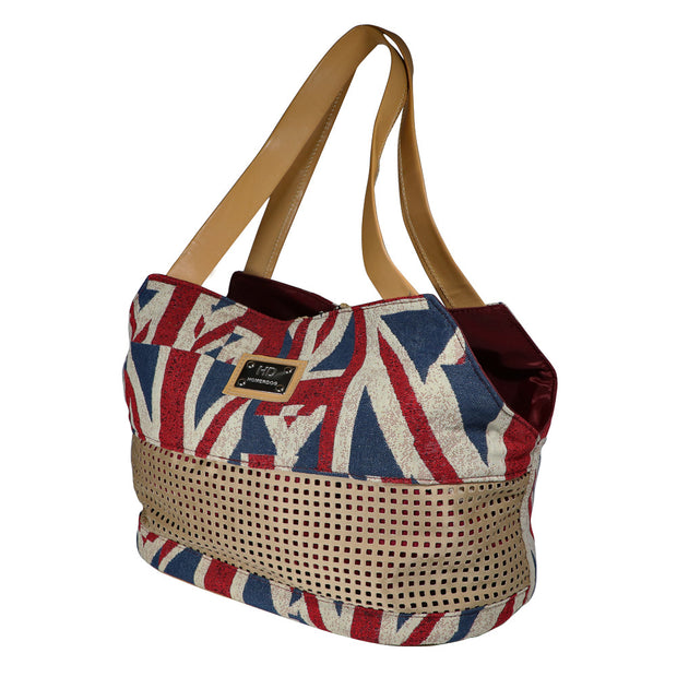 Union Jack Carry bag - Yap Wear Store Albert Park | Pet Boutique