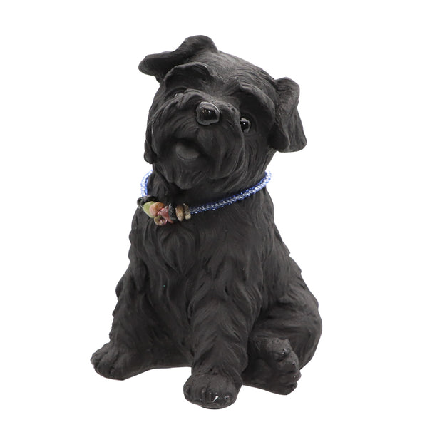 Black Schnauzer -Ornament - Yap Wear Store Albert Park | Pet Boutique