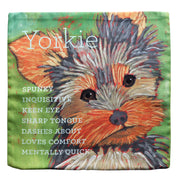 Yorkie - Cushion cover - Yap Wear Store Albert Park | Pet Boutique