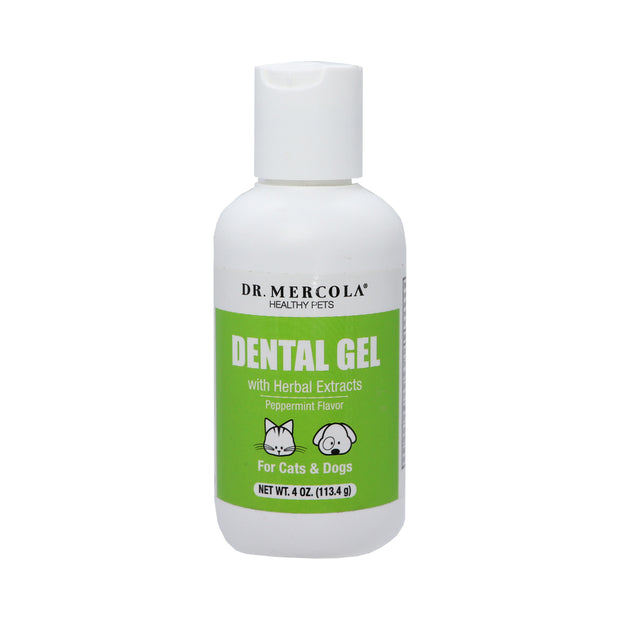 Dental Gel for dogs with Herbal Extracts - Yap Wear Store Albert Park | Pet Boutique