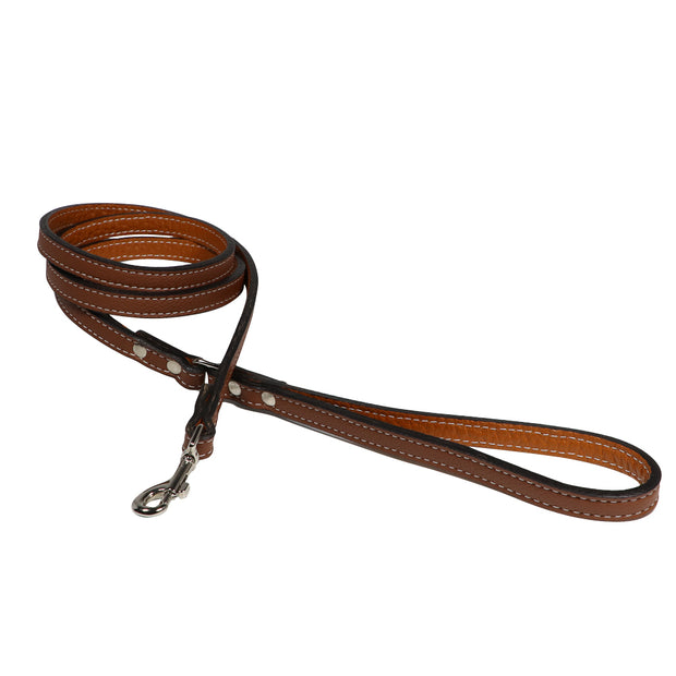 Leather Lead - Dakota narrow - Yap Wear Store Albert Park | Pet Boutique