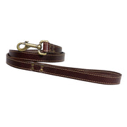 Leather dog leash - Nevada wide - Yap Wear Store Albert Park | Pet Boutique