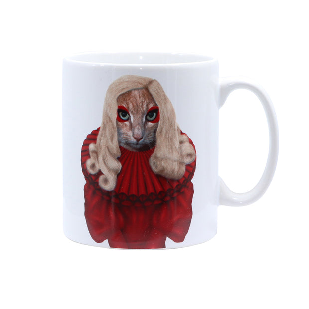 Kitty Gaga Mug - Yap Wear Store Albert Park | Pet Boutique