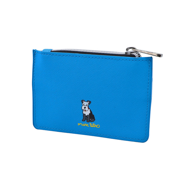 Marc Tetro - 'My Schnauzer' coin purse - Yap Wear Store Albert Park | Pet Boutique
