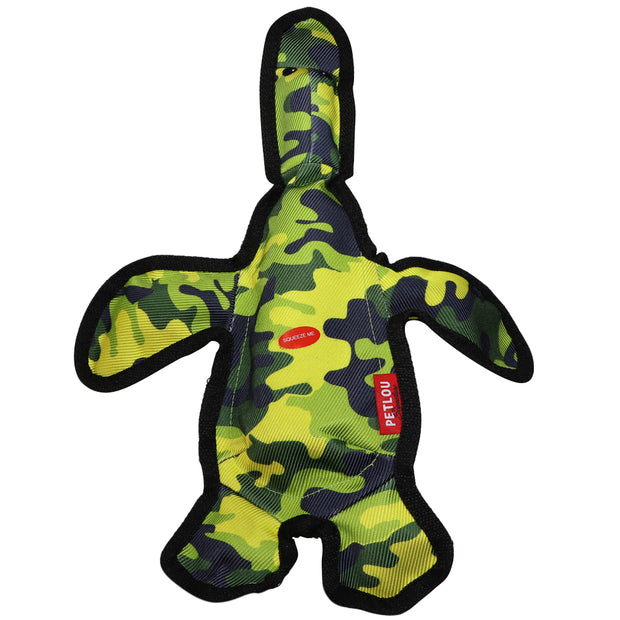 Camo Duck - Squeaky toy for dogs - Yap Wear Store Albert Park | Pet Boutique