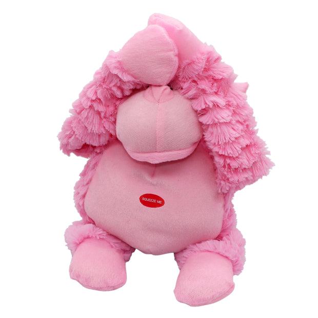 Pink Monkey - Soft toy for dogs - Yap Wear Store Albert Park | Pet Boutique