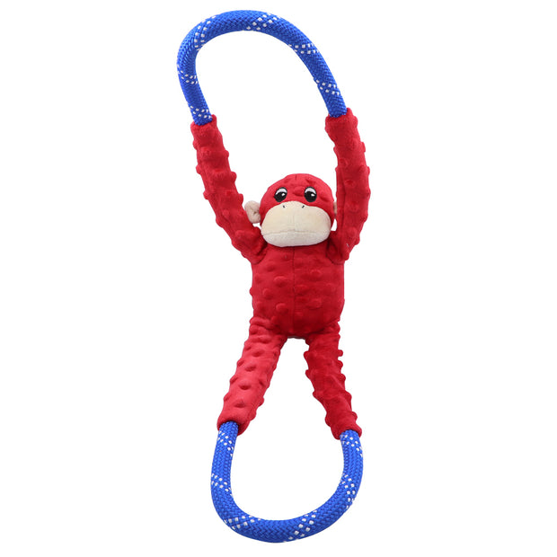 Rope Monkey - toy for dogs - Yap Wear Store Albert Park | Pet Boutique