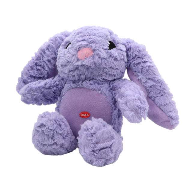 Purple Bunny - Soft toy for dogs