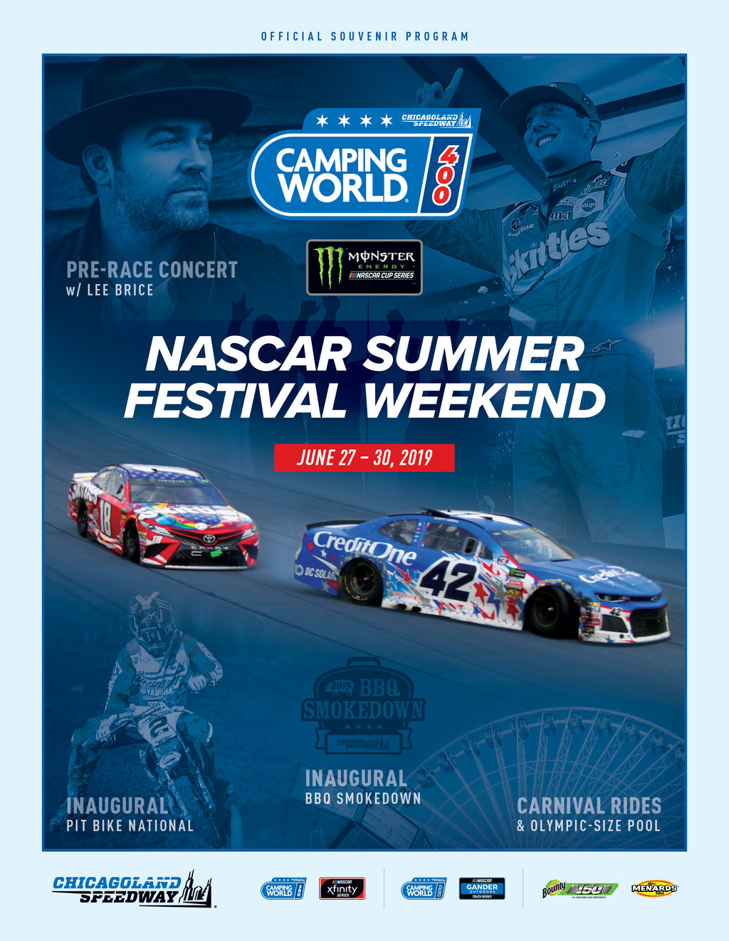 2019 Camping World 400 Program