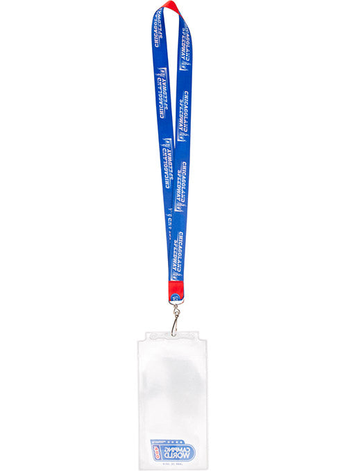 2019 Camping World 400 Credential Holder