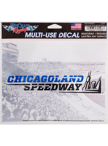 Youth Chicagoland Speedway Flames Hat