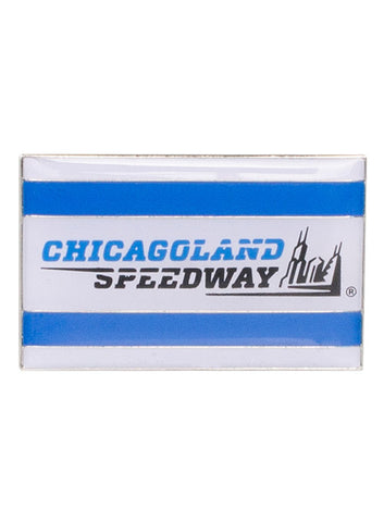Chicagoland Speedway Checkered 3' x 5'  Flag