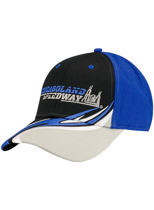 Chicagoland Speedway Flames  Hat