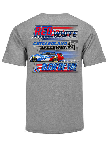Youth Girls Chicagoland Speedway City T-Shirt
