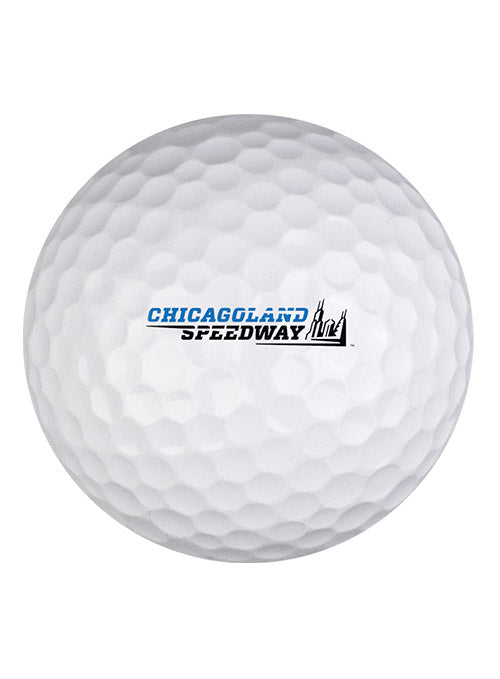 Chicagoland Speedway Golf Ball