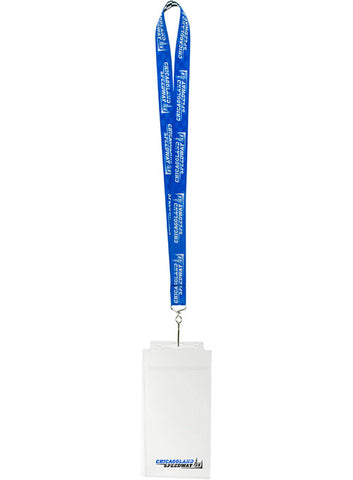 NASCAR Credential Holder