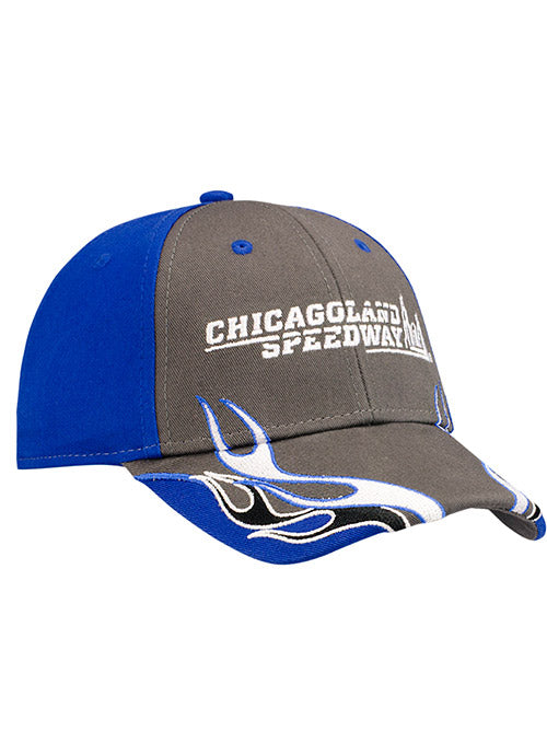 Chicagoland Speedway Youth Flames Hat