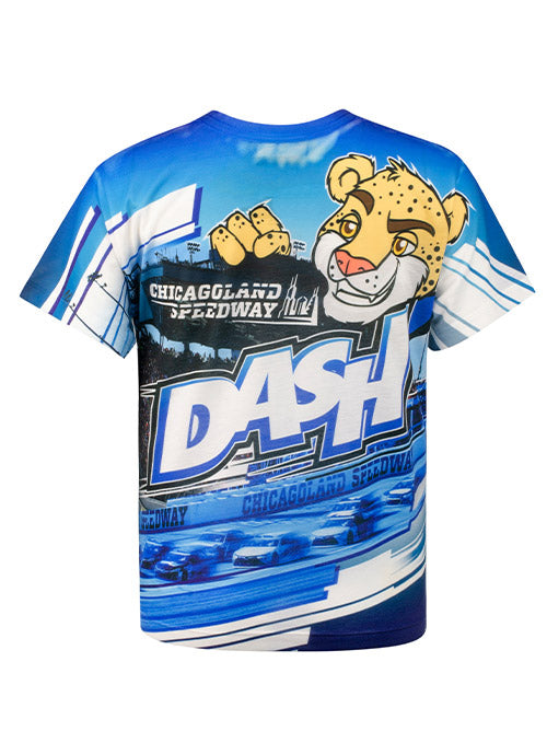 Youth Chicagoland Speedway Dash T-Shirt
