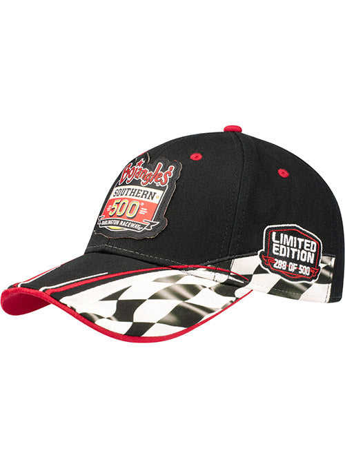 2019 Bojangles' Southern 500 Limited Edition Checkered Hat
