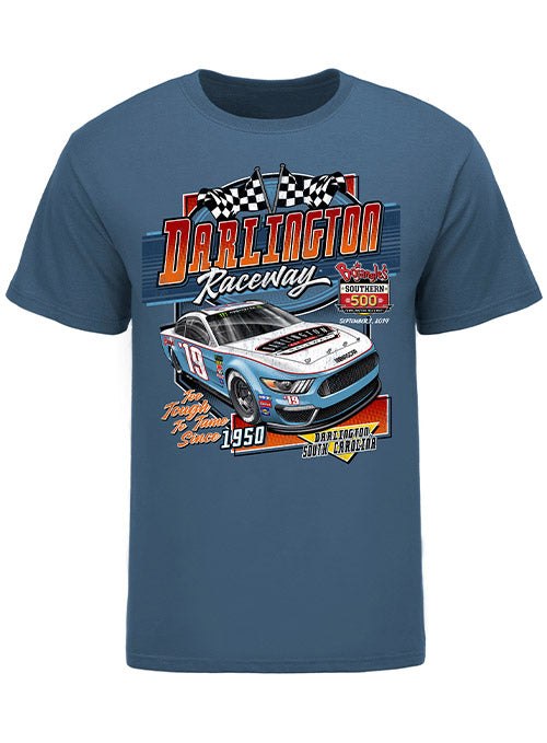 2019 Darlington Raceway Past Winners T-Shirt