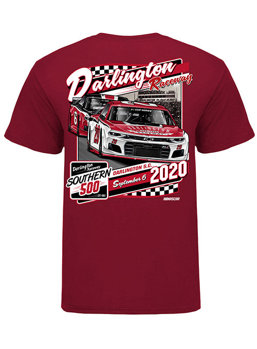 2020 Southern 500 Event T-Shirt