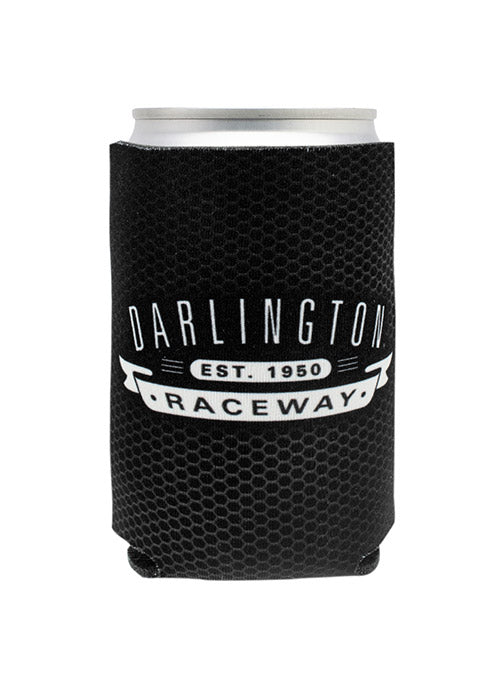 Darlington Raceway Lady In Black Can Cooler