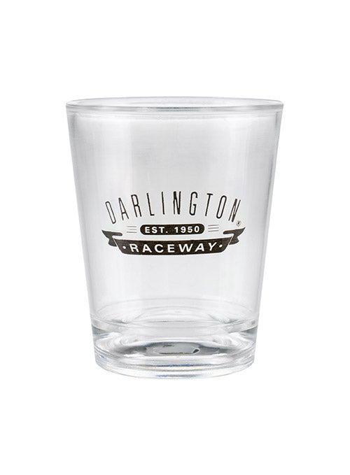 Darlington Raceway Acrylic Shot Glass