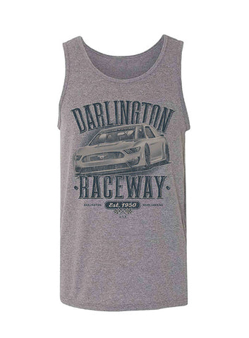 Darlington Retro Stripe T-Shirt