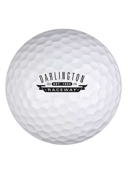 Darlington Raceway Golf Ball