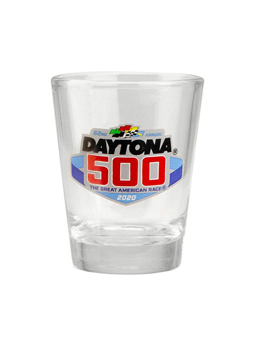 2020 DAYTONA 500 Shot Glass
