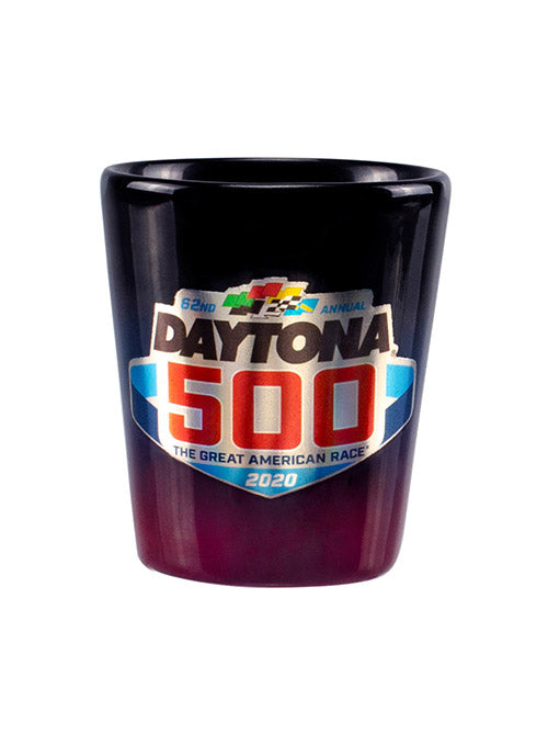 2020 DAYTONA 500 Foil Shot Glass